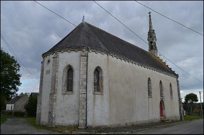 Chapelle Saint Hilaire Pluméliau 2016 (25)
