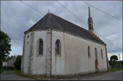 Chapelle Saint Hilaire Pluméliau 2016 (26)
