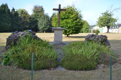 Croix route de Rohan