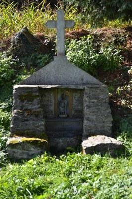 Fontaine Saint Melec à Brémaudé